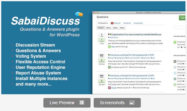 Most-Recommended-WordPress-Premium-Forum-Plugin