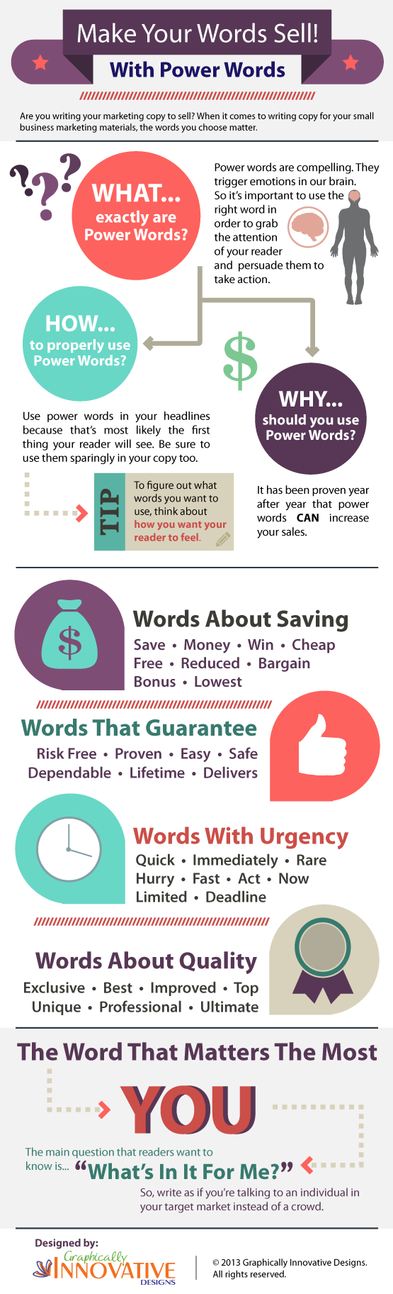 Using Power Words