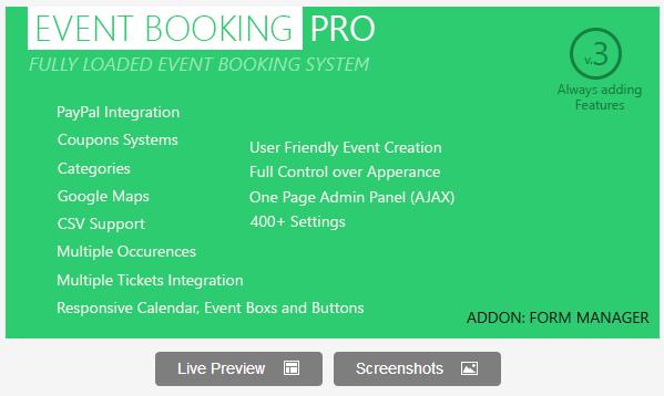 Event Registration Plugins