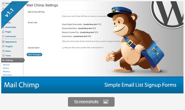 Wordpress Signup Plugins