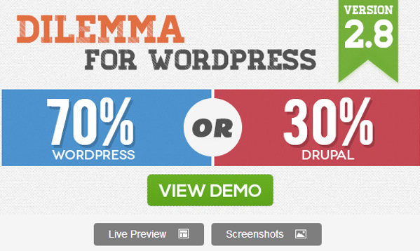 Dilemma Voting WordPress Plugin