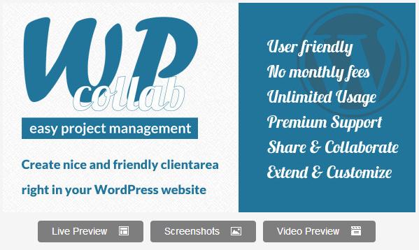 Wordpress Collaboration Plugins