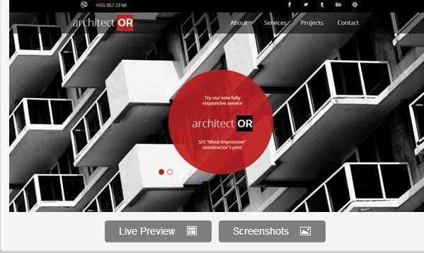Architector Construction Planning Theme