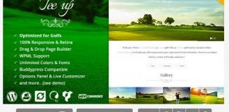 The 3 Best Golf WordPress Themes