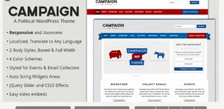 The 4 Best Political WordPress Themes