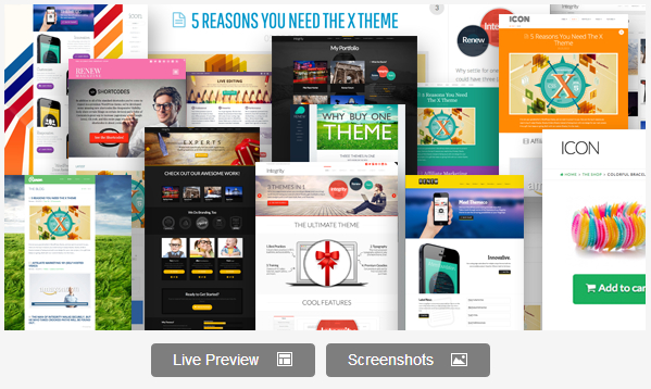 The Ultimate Responsive WordPress Theme
