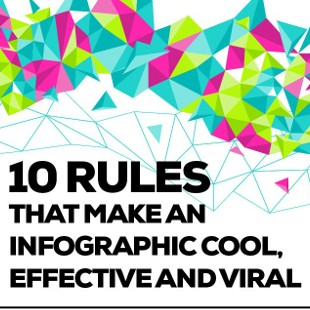 10 Rules for Amazing Infographic Design