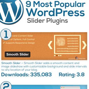 9 Best Wordpress Slider Plugins