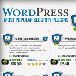 Most Popluar WordPress CAPTCHA and Security Plugins
