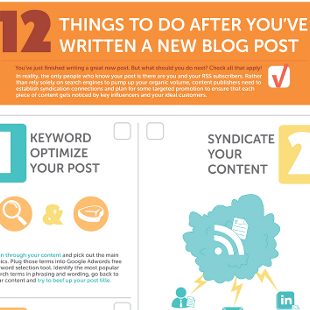 12 Ways to Get People to Read Your Blog Posts