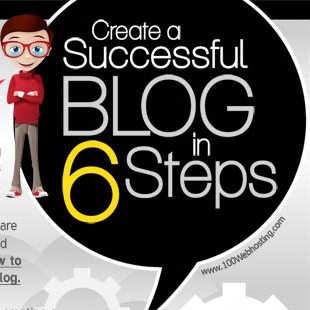 6 Steps to Starting Your Own Blog Quickly