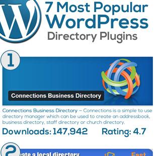 7 Best Wordpress Directory Plugins