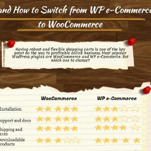 WooCommerce vs. WP eCommerce