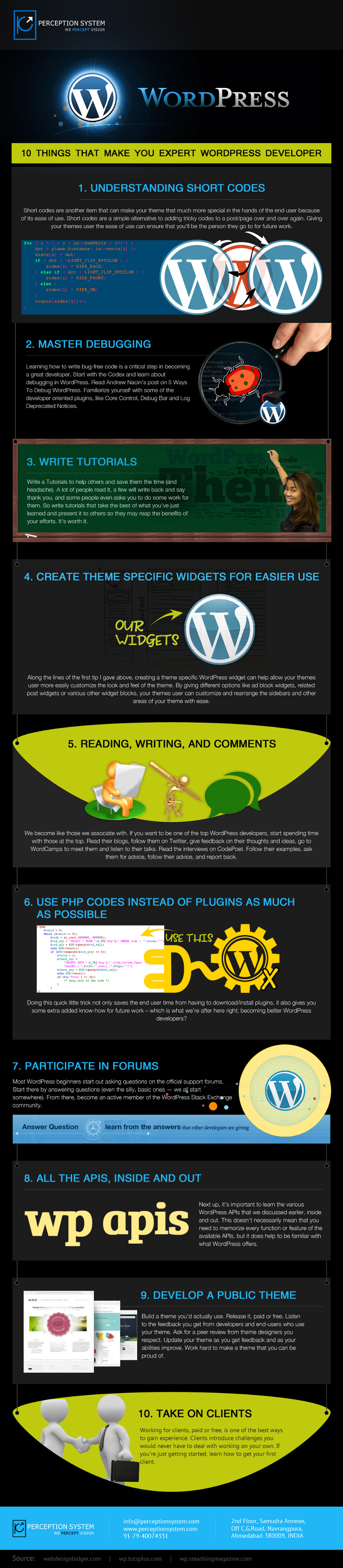 Tips to Developing Your WordPress Site