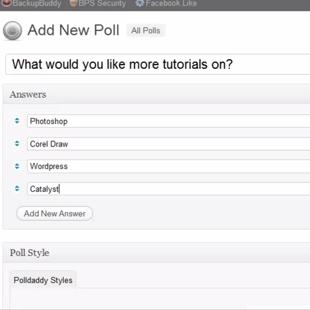 4 Best Free Wordpress Voting Plugins