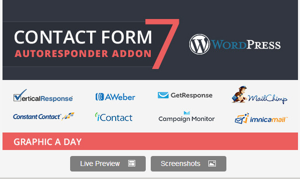 Contact Form 7 Auto Responder Addon