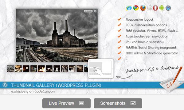 5 Best Free Wordpress Thumbnail Gallery Plugins Wpvirtuoso