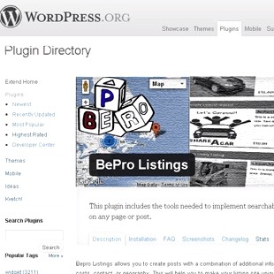 6 Best Free WordPress Listing Plugins