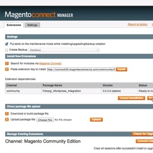 6 Best Free WordPress Magento Plugins