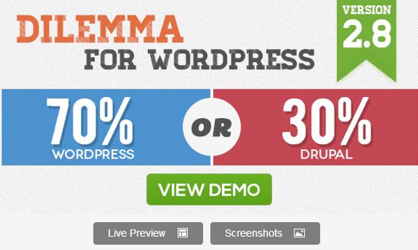 Dilemma Voting WordPress Plugin