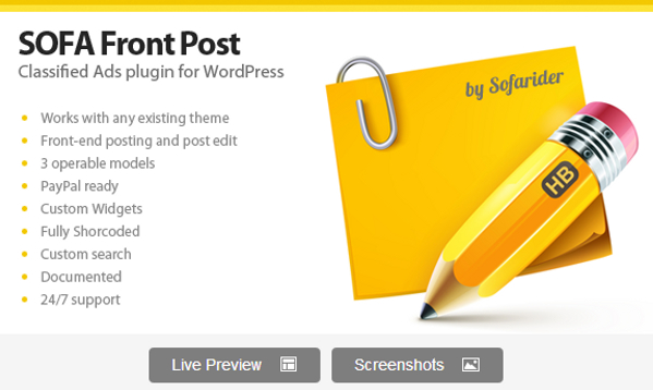 9 Best Free Wordpress Classifieds Plugins | WPVirtuoso