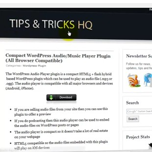 4 Best Free WordPress MP3 Player Plugins