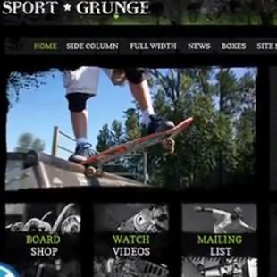 The 8 Best Free Grunge WordPress Themes