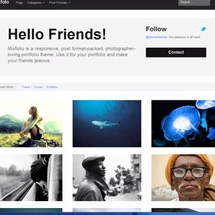 The 9 Coolest Free WordPress Themes