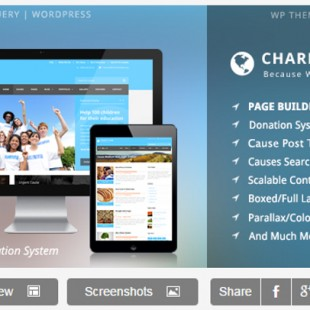 The 3 Best Charity WordPress Themes