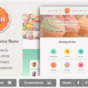 The 3 Cutest WordPress Themes