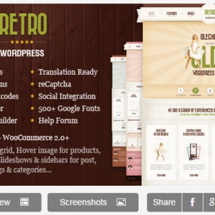 The 4 Best Retro WordPress Themes