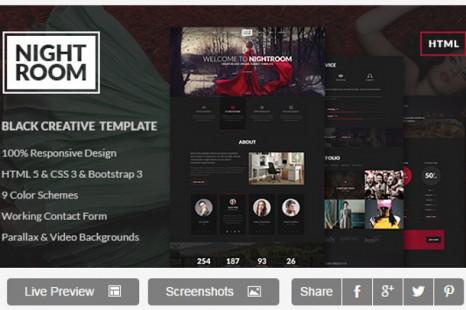 The 5 Best Dark WordPress Themes