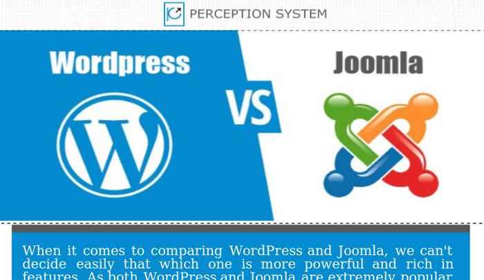 Why Wordpress is Better than Joomla