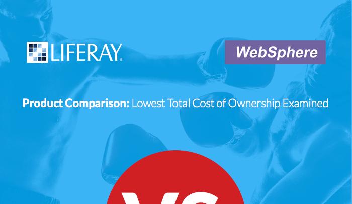 Wordpress Liferay Comparison