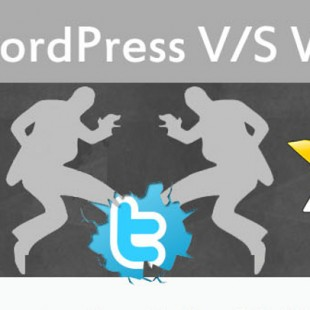WordPress Wix Comparison
