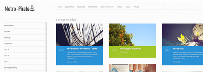9 Free Metro Style Wordpress Themes | WPVirtuoso