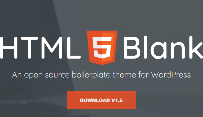 HTML5 Boilerplate for WordPress